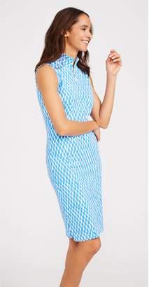 J.Mclaughlin Bedford Sleeveless Dress in Fizz