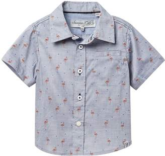 Sovereign Code Pismo Button Down Shirt (Baby Boys)