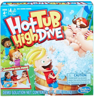 Hasbro Hot Tub High Dive Game by Games