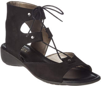 The Flexx Band On The Run Leather Sandal