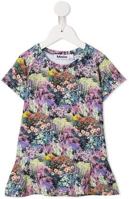 Molo robbin floral T-shirt