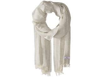 Love Quotes Linen Cotton Narrow Stripe
