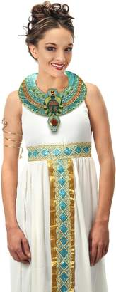 Elope unisex-adult Egyptian Collar Necklace Standard