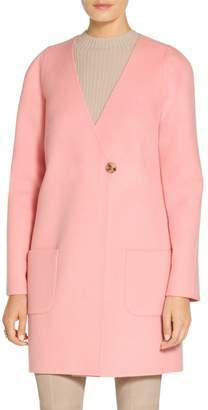 St. John Doubleface Cashmere Jacket