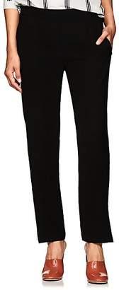 Nili Lotan Women's Chelsea Crepe Pants - Black