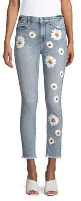 7 For All Mankind Daisy Ankle Skinny Jeans