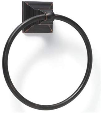 Amerock Corporation Abh26511 Orb Markham Towel Ring - Oil Rubbed Bronze