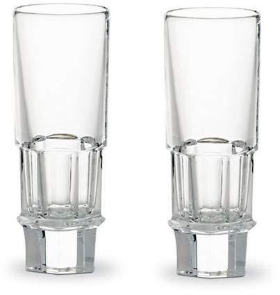 Baccarat Abysse Vodka Shot Glass, Set of 2
