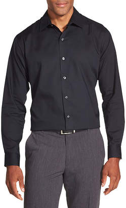 Van Heusen Slim Striped Long-Sleeve Button-Down Shirt