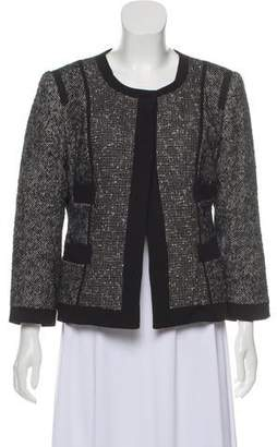 Narciso Rodriguez Metallic Tweed Blazer