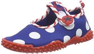 Playshoes GmbH UV Protection Aqua Seahorses, Unisex Kids' Water Shoes,12.5 Child UK (30/31 EU)