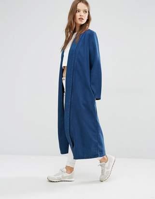 Waven Anja Duster Coat $136 thestylecure.com