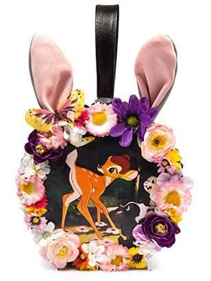 Irregular Choice Womens I'm All Twitterpated Bag Top-Handle Bag