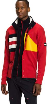 Tommy Hilfiger Hooded Sweater Jacket