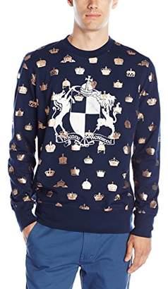 Vivienne Westwood Men's Horse&Lion Felpa Sweatshirt