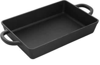 Crock Pot Artisan 13 in. Preseasoned Cast Iron Lasagna Pan