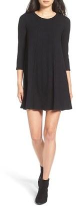 Women's Lush 'Leah' Shift Dress $46 thestylecure.com