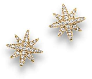 Bloomingdale's Diamond Starburst Stud Earrings in 14K Yellow Gold, .25 ct. t.w.