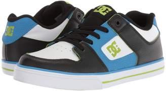 DC Kids Pure Elastic SE Glow Boys Shoes