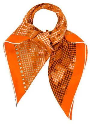 Hermès 70cm Silk Scarf
