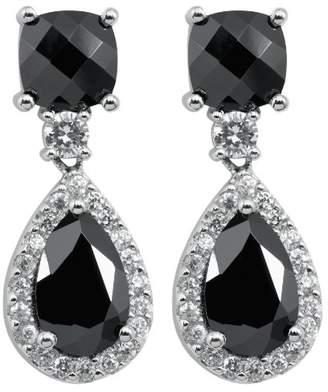 Burgmeister Jewelry JBM1052-221 Cubic Zirconia Silver Earrings