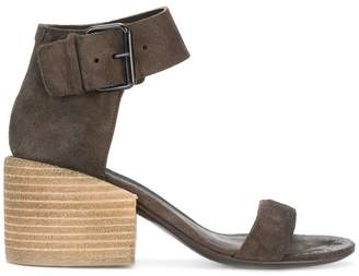 Marsèll buckle ankle strap sandals