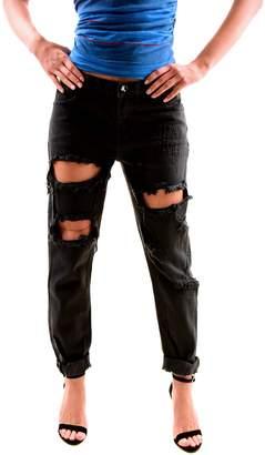 One Teaspoon Women's Fox Awesome Baggies Jeans