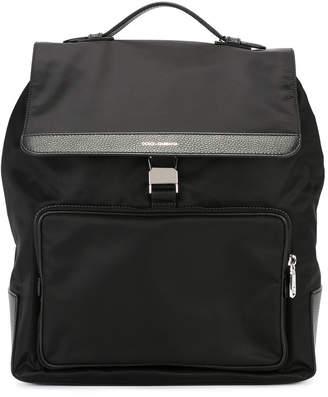 Dolce & Gabbana square backpack