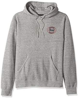 Brixton Men's Merced Standard Fit Hooded Fleece Sweatshirt