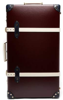 "Globe-trotter Globe Trotter X The Goring 30"" Suitcase - Womens - Burgundy White"