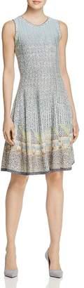 Nic+Zoe Sunny Days Print Twirl Dress