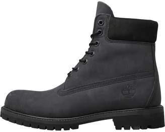 Timberland Mens 6 Inch Premium Boots Forged Iron