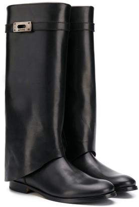 Gallucci Kids TEEN knee length boots