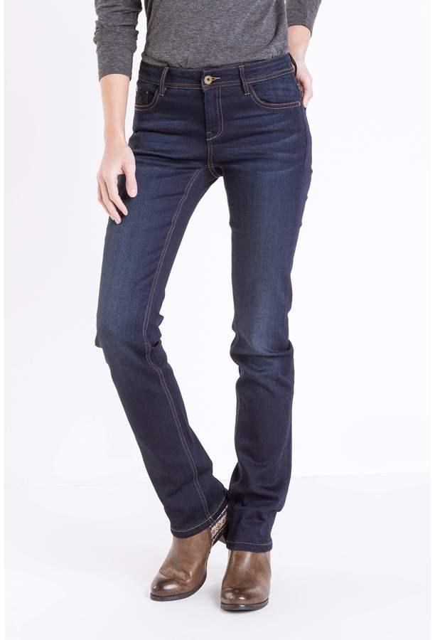 Jeans regular - jeansblau
