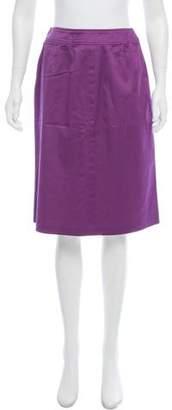 ICB Knee-Length Pencil Skirt