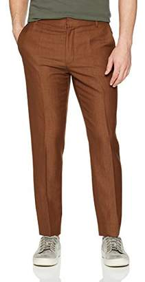 Vince Men's Linen Wool Trouser
