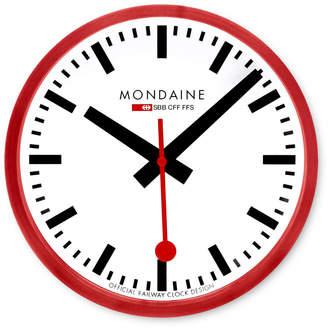 Mondaine (モンディーン) - モンディーン(MONDAINE) スイス レイルウェイ クロック レッド 250mm