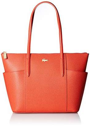 Lacoste Women's Chantaco Zip Shopper with Pockets