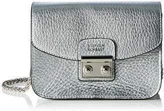 Steffen Schraut Women's Cross-Body Bag Silver Size: (B x H x T)
