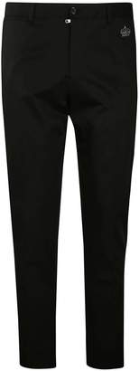 Dolce & Gabbana Crown Detail Tailored Trousers