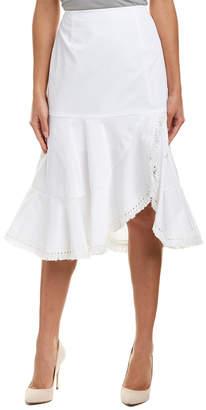 Nanette Lepore Midi Skirt