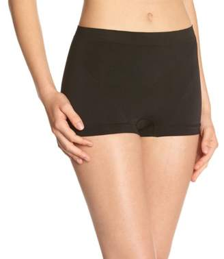 Skin'up Women's Boxer sculptant micro-encapsulé Plain unicolor Girdle - - (Brand size: L)