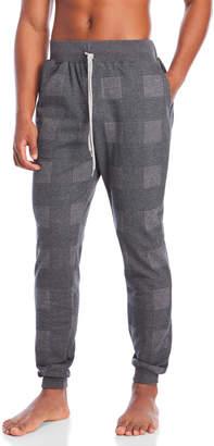 Kenneth Cole Reaction Plaid Jogger Pajama Pants