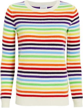 Madeleine Thompson Mars Rainbow Sweater