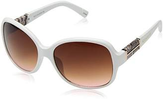 Rocawear Women's R3200 WH Oval Sunglasses