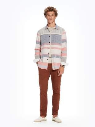 Scotch & Soda Block Striped Shirt