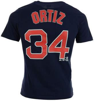 Majestic Mlb David Ortiz T-Shirt, Little Boys (4-7)