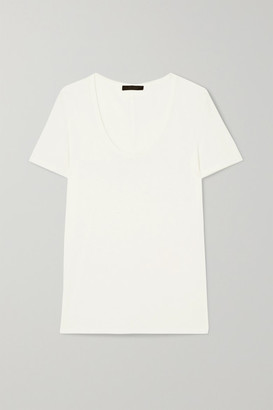 The Row Stilton Jersey T-shirt - Off-white