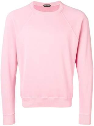 Tom Ford jersey sweatshirt