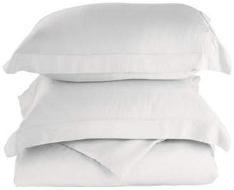 Superior 300 Thread Count Rayon From Bamboo Duvet Set - King/California King Bedding